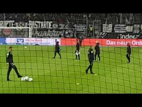 Eintracht Frankfurt Werder Bremen 2017
