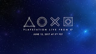 PlayStation® Live from E3 2017 featuring the Media Showcase | Portuguese