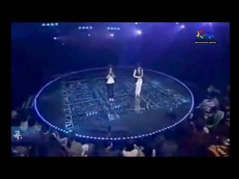 [ENGSUB+KARA] A sad a love song- Davichi (Live perf)