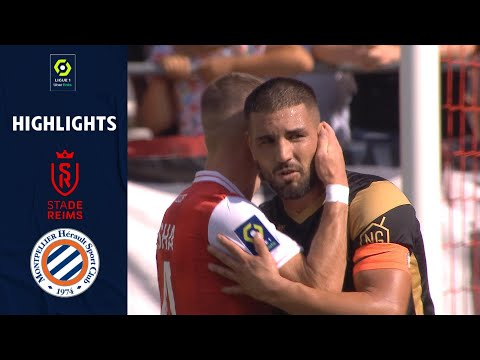 Reims Montpellier Goals And Highlights
