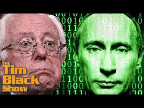 Bernie Sanders Angers Supporters With Over The Top Russia Claims