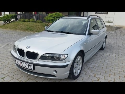 bmw 3 e46 touring facelift youtube. Black Bedroom Furniture Sets. Home Design Ideas