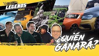 Final Hot Wheels Legends México
