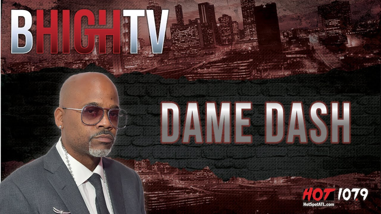 "Dame Dash: ""You Were Born A Boss & Made A Slave"", They Make Our Legends Look Desperate & Crazy On TV"