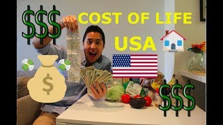 Cost of Living Los Angeles (USA) - CAN YOU AFFORD IT!?