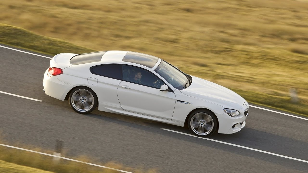 BMW 640d Coupe 2012  YouTube