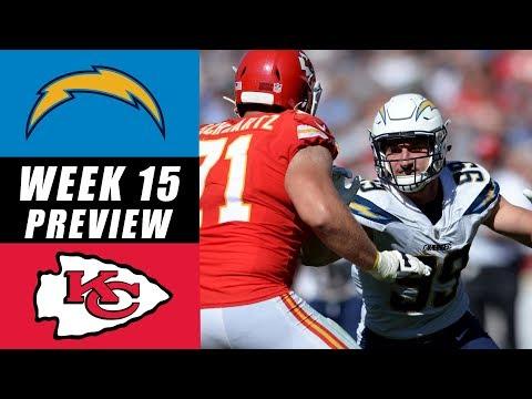 LA Chargers vs Kansas City Chiefs: Week 15 Predictions