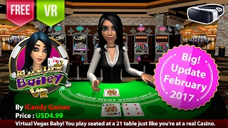 Blackjack Bailey VR for Gear VR is back with Big Update. Play 21 table like a real Casino Blackjack