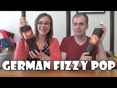 German Fizzy Drinks