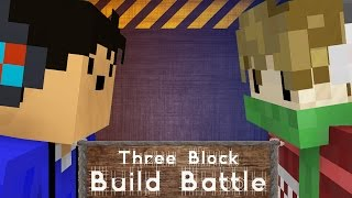 One of Taurtis's most viewed videos: Battle of the Ages! - 3 Block Build Battle w/ Grian