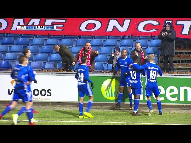 Samenvatting: Jong PSV - Almere City FC (3-2)