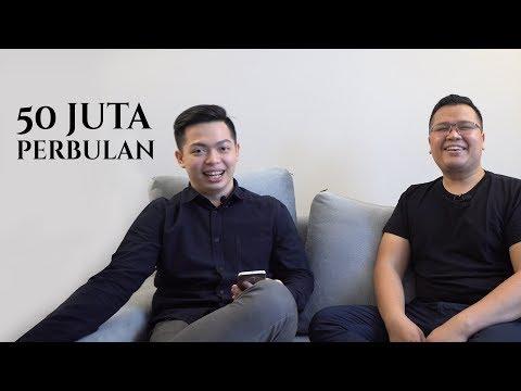 Bagaimana Cara Menjadi Investor Muda Dengan Penghasilan ( 50 juta perbulan )