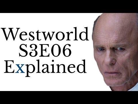 Westworld S3E06 Explained
