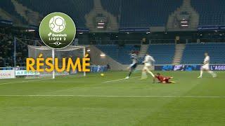 Havre AC - Red Star  FC ( 1-0 ) - Résumé - (HAC - RED) / 2018-19