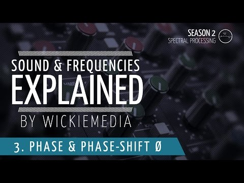 Frequencies & Sound explained #3 : Ø Phase / Phaseshift
