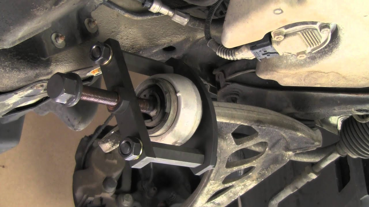 Dodge Ram Front Suspension Diagram 2016 Dart Speaker Wiring Replacing Control Arm Bushings On Bmw 3 Series 84 Thru 05 (e30, E36, E46) - Youtube