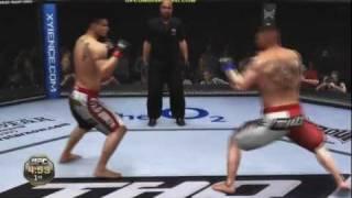 UFC 2011 Gameplay!