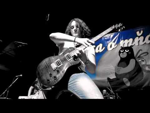 Padlí anjeli - sólo gitara Martin Vago