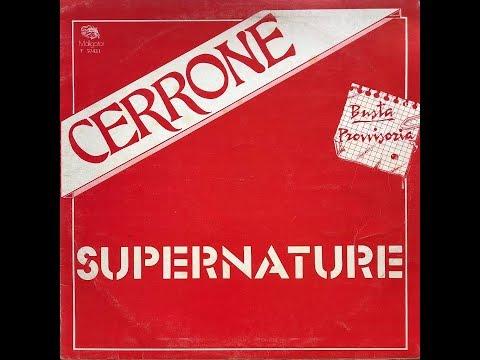 Cerrone - 1. Supernature 2. Sweet Drums 3. In The Smoke [mixed tracks] (1977 Vinyl)