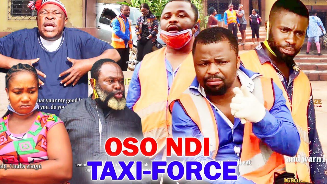 Download OSU NDI TAXFORCE - 2020 Latest Nigeian Nollywood Igbo Comedy Movie Full HD