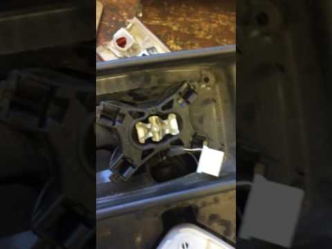 F350 mirror disassembly 2008-16