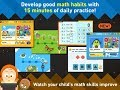 Todo Math - Mathematical Reasoning - Pattern, math memory matrices, numerical ordering - Kids Math
