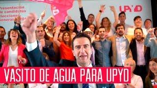 Gorka Maneiro, líder de UPYD, nos deleita con su presencia #LaVidaModerna - OhMyLOL en Cadena SER