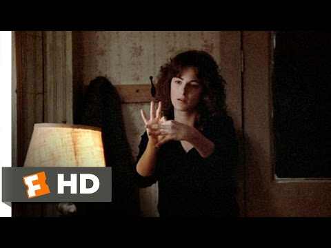 Children of a Lesser God (5/7) Movie CLIP - Never Come Inside My Silence (1986) HD