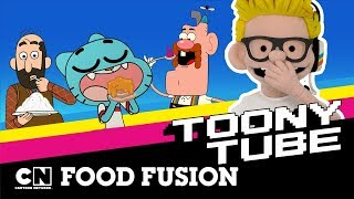 Toony Tube   Food Fusion   Cartoon Network UK
