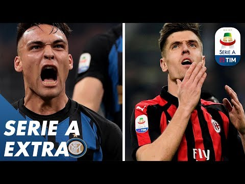 Milan 2-3 Inter | The Milano Derby | Serie A Extra | Serie A