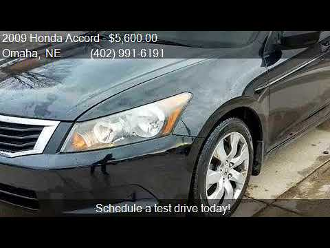 2009 Honda Accord EX 4dr Sedan 5A for sale in Omaha, NE 6812
