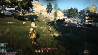 Black Desert Online Gameplay Closed Beta HD+ Max Setting