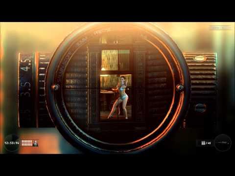 Hitman Absolution Sniper Challenge -