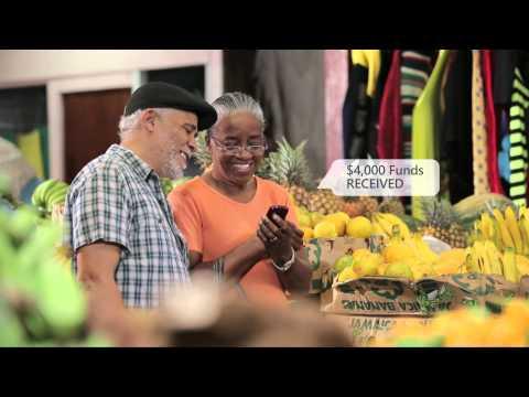 Mozido Jamaica CONEC mobile wallet