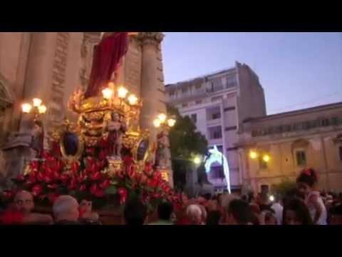 Feast of Saint John the Baptist of Ragusa celebrated on 29 th August 2012.