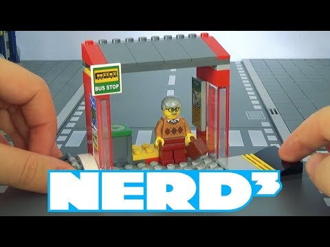 Nerd³ Toys - Bus Station - 60154