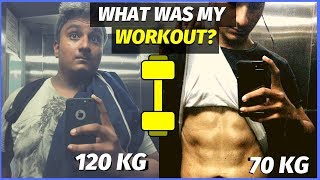 How I lost 50 kgs? | My DAILY EXERCISE ROUTINE | The WORKOUT GUIDE | ! (PART 3)