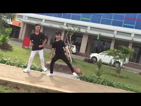 MUHAMMAD RAFI SANJAYA Ft. ABI PRAYA || DANCE DUET ||