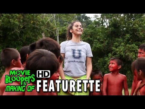 The Green Inferno (2015) Featurette - Meet The Villagers