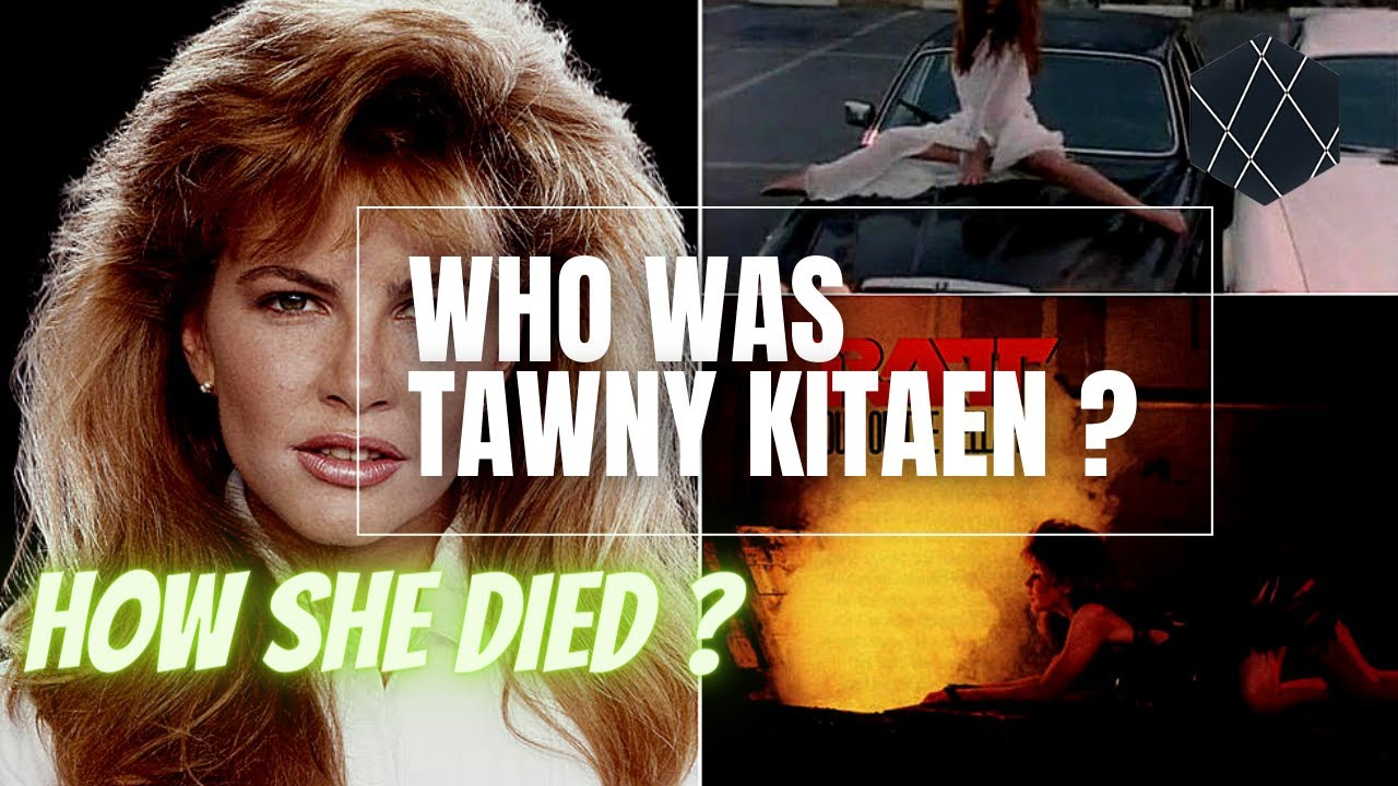 'Bachelor Party' actress and '80s music video star Tawny Kitaen's ...