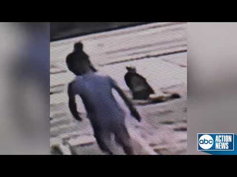 Fight over parking spot leads to deadly shooting in Clearwater | Surveillance video