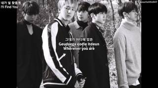 B1A4 - I'll Find You (Hangul, Romanization, Eng Sub) MP3