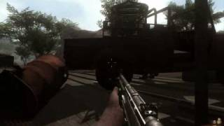 Far Cry 2 Gameplay