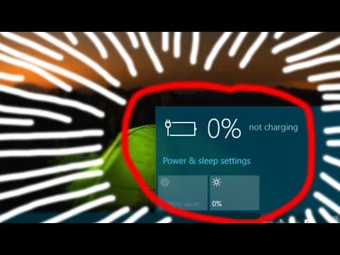 Cara Mengatasi Baterai Laptop Yang NOT CHARGING  Pada Baterai Tanam || AXON PRODUCTION