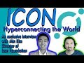 Exclusive Interview with ICON Foundation Founding Director Min Kim