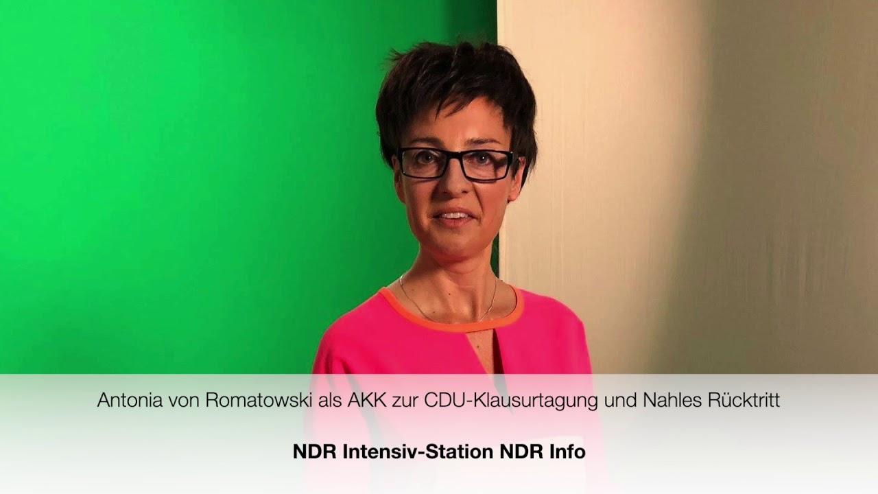 Antonia Von Romatowski