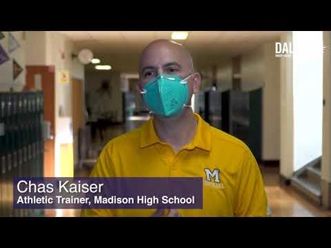 Rapid Covid Testing at Madison High School