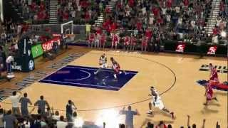 NBA 2K12 Best Highlights 1080p (HD)