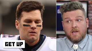 Pat McAfee: Boy, this sure feels like the end of the Patriots' dynasty | Get Up