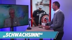 ⚽️ Mundschutz in der Bundesliga? Bayerns irrer Torwart-Kampf | Reif ist live